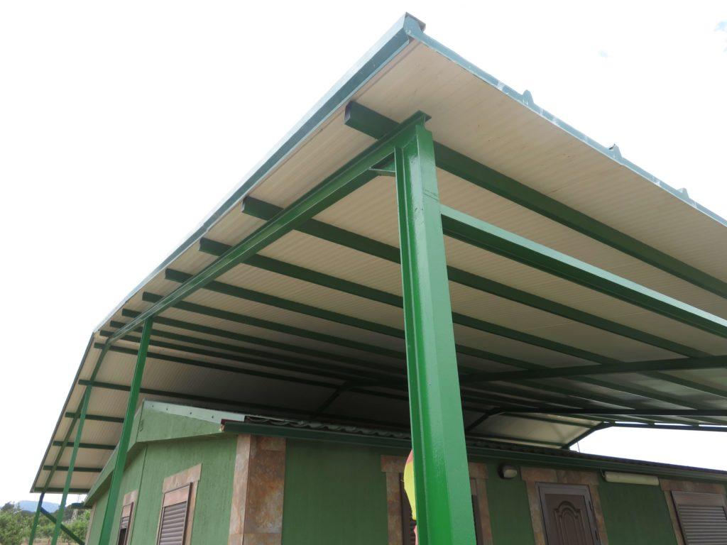 Empresas de Construcción de Estructuras Metálicas en Cartagena | LA QUINTA REFORMAS